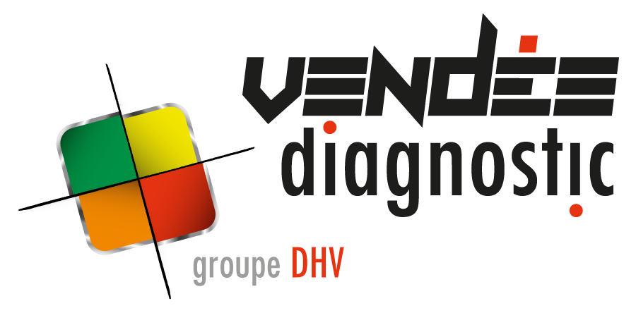Logo de vendée diagnostic, diagnostic immobilier en Vendée